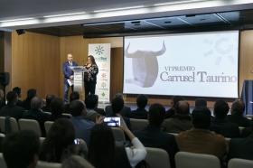 """Entrega de los VI Premios Carrusel Taurino en la Fundación Cajasol (6) • <a style=""""font-size:0.8em;"""" href=""""http://www.flickr.com/photos/129072575@N05/40550513285/"""" target=""""_blank"""">View on Flickr</a>"""