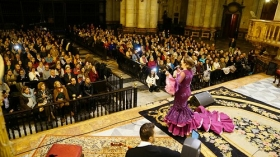 "Concierto de Laura Gallego en la Catedral de Cádiz (12) • <a style=""font-size:0.8em;"" href=""http://www.flickr.com/photos/129072575@N05/27002521718/"" target=""_blank"">View on Flickr</a>"