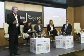 """Jornada informativa sobre el programa de emprendedores 'Wake UP!' en Sevilla • <a style=""""font-size:0.8em;"""" href=""""http://www.flickr.com/photos/129072575@N05/41365266442/"""" target=""""_blank"""">View on Flickr</a>"""