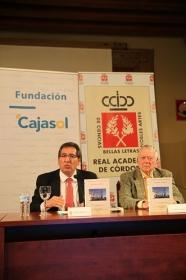 """Firma de convenio 2018 entre la Real Academia de Córdoba y la Fundación Cajasol (3) • <a style=""""font-size:0.8em;"""" href=""""http://www.flickr.com/photos/129072575@N05/26960361128/"""" target=""""_blank"""">View on Flickr</a>"""