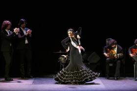 """Jueves Flamencos de la Fundación Cajasol en Sevilla: Antonio Molina 'El Choro' (36) • <a style=""""font-size:0.8em;"""" href=""""http://www.flickr.com/photos/129072575@N05/39620185890/"""" target=""""_blank"""">View on Flickr</a>"""