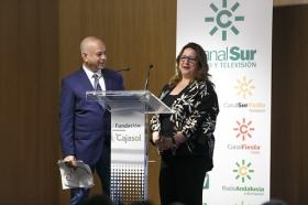 """Entrega de los VI Premios Carrusel Taurino en la Fundación Cajasol (9) • <a style=""""font-size:0.8em;"""" href=""""http://www.flickr.com/photos/129072575@N05/40550513585/"""" target=""""_blank"""">View on Flickr</a>"""