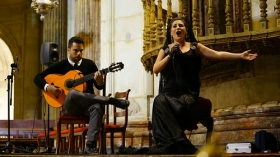"Concierto de Laura Gallego en la Catedral de Cádiz (14) • <a style=""font-size:0.8em;"" href=""http://www.flickr.com/photos/129072575@N05/27002521878/"" target=""_blank"">View on Flickr</a>"
