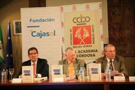 """Firma de convenio 2018 entre la Real Academia de Córdoba y la Fundación Cajasol (6) • <a style=""""font-size:0.8em;"""" href=""""http://www.flickr.com/photos/129072575@N05/25958601177/"""" target=""""_blank"""">View on Flickr</a>"""