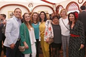 """Recepción Institucional de la Fundación Cajasol en la Feria de Abril 2018 (41) • <a style=""""font-size:0.8em;"""" href=""""http://www.flickr.com/photos/129072575@N05/40814111214/"""" target=""""_blank"""">View on Flickr</a>"""