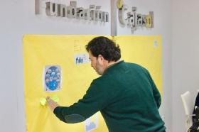 "Proyecto INSIDE en la sede de la Fundación Cajasol en Huelva (6) • <a style=""font-size:0.8em;"" href=""http://www.flickr.com/photos/129072575@N05/26362346157/"" target=""_blank"">View on Flickr</a>"