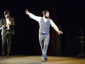 """Jueves Flamencos de la Fundación Cajasol en Sevilla: Antonio Molina 'El Choro' (12) • <a style=""""font-size:0.8em;"""" href=""""http://www.flickr.com/photos/129072575@N05/41429325141/"""" target=""""_blank"""">View on Flickr</a>"""