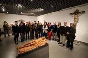 "Exposición 'Imaginería Escultórica' en Córdoba • <a style=""font-size:0.8em;"" href=""http://www.flickr.com/photos/129072575@N05/26152894087/"" target=""_blank"">View on Flickr</a>"