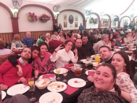 "Feria de Sevilla 2018: Almuerzo con entidades sociales (8) • <a style=""font-size:0.8em;"" href=""http://www.flickr.com/photos/129072575@N05/40574210155/"" target=""_blank"">View on Flickr</a>"