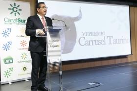 """Entrega de los VI Premios Carrusel Taurino en la Fundación Cajasol (10) • <a style=""""font-size:0.8em;"""" href=""""http://www.flickr.com/photos/129072575@N05/41444635981/"""" target=""""_blank"""">View on Flickr</a>"""