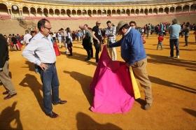 "V Jornada de Puertas Abiertas en la Maestranza (4) • <a style=""font-size:0.8em;"" href=""http://www.flickr.com/photos/129072575@N05/27406965388/"" target=""_blank"">View on Flickr</a>"