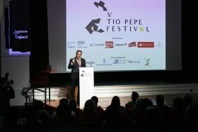 "Presentación del V Tío Pepe Festival en la Fundación Cajasol (11) • <a style=""font-size:0.8em;"" href=""http://www.flickr.com/photos/129072575@N05/40730395374/"" target=""_blank"">View on Flickr</a>"