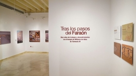 "Exposición 'Tras los pasos del Faraón' en Cádiz • <a style=""font-size:0.8em;"" href=""http://www.flickr.com/photos/129072575@N05/41453885352/"" target=""_blank"">View on Flickr</a>"