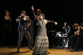 """Jueves Flamencos de la Fundación Cajasol en Sevilla: Antonio Molina 'El Choro' (44) • <a style=""""font-size:0.8em;"""" href=""""http://www.flickr.com/photos/129072575@N05/41429317731/"""" target=""""_blank"""">View on Flickr</a>"""