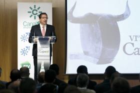 """Entrega de los VI Premios Carrusel Taurino en la Fundación Cajasol (14) • <a style=""""font-size:0.8em;"""" href=""""http://www.flickr.com/photos/129072575@N05/41444636771/"""" target=""""_blank"""">View on Flickr</a>"""