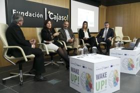 """Jornada informativa sobre el programa de emprendedores 'Wake UP!' en Sevilla (13) • <a style=""""font-size:0.8em;"""" href=""""http://www.flickr.com/photos/129072575@N05/41365275112/"""" target=""""_blank"""">View on Flickr</a>"""