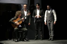 """Jueves Flamencos de la Fundación Cajasol en Sevilla: Antonio Molina 'El Choro' (40) • <a style=""""font-size:0.8em;"""" href=""""http://www.flickr.com/photos/129072575@N05/41429316231/"""" target=""""_blank"""">View on Flickr</a>"""