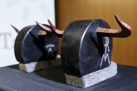 """Entrega de los VI Premios Carrusel Taurino en la Fundación Cajasol (3) • <a style=""""font-size:0.8em;"""" href=""""http://www.flickr.com/photos/129072575@N05/41444634881/"""" target=""""_blank"""">View on Flickr</a>"""
