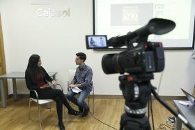 """Curso de presentación y edición de informativos y espacios de entretenimiento de Atresmedia Formación 2018 en Sevilla (15) • <a style=""""font-size:0.8em;"""" href=""""http://www.flickr.com/photos/129072575@N05/26976446347/"""" target=""""_blank"""">View on Flickr</a>"""
