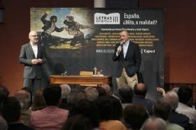 "Letras en Sevilla: 'España, ¿Mito, o realidad?'. 21 de mayo. Sesión de mañana (6) • <a style=""font-size:0.8em;"" href=""http://www.flickr.com/photos/129072575@N05/28384741098/"" target=""_blank"">View on Flickr</a>"