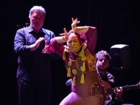 "Jueves Flamencos de la Fundación Cajasol en Sevilla: Manuela Carpio (11) • <a style=""font-size:0.8em;"" href=""http://www.flickr.com/photos/129072575@N05/27319119707/"" target=""_blank"">View on Flickr</a>"