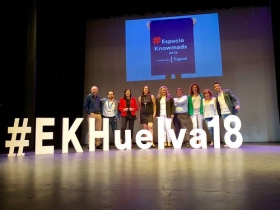 "Espacio Knowmads 2018 en Huelva • <a style=""font-size:0.8em;"" href=""http://www.flickr.com/photos/129072575@N05/40186522540/"" target=""_blank"">View on Flickr</a>"