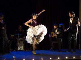 "Jueves Flamencos de la Fundación Cajasol en Sevilla: Lucía Álvarez 'La Piñona' (3) • <a style=""font-size:0.8em;"" href=""http://www.flickr.com/photos/129072575@N05/41273046350/"" target=""_blank"">View on Flickr</a>"