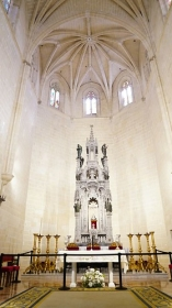 "Visita institucional a la Iglesia de Santiago en Jerez (6) • <a style=""font-size:0.8em;"" href=""http://www.flickr.com/photos/129072575@N05/43097378852/"" target=""_blank"">View on Flickr</a>"