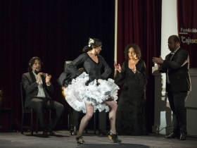 "Jueves Flamencos de la Fundación Cajasol en Sevilla: Lucía Álvarez 'La Piñona' (7) • <a style=""font-size:0.8em;"" href=""http://www.flickr.com/photos/129072575@N05/41273047040/"" target=""_blank"">View on Flickr</a>"