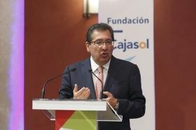 """Clausura del 6º Programa Taller de Oficio de la Fundación MAS en la Fundación Cajasol (2) • <a style=""""font-size:0.8em;"""" href=""""http://www.flickr.com/photos/129072575@N05/41819595830/"""" target=""""_blank"""">View on Flickr</a>"""