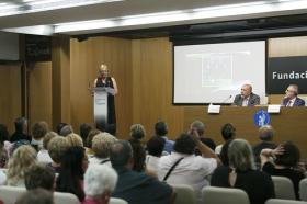 """Entrega del IV Premio Ángel Solidario 'José María Trancoso' en la Fundación Cajasol (10) • <a style=""""font-size:0.8em;"""" href=""""http://www.flickr.com/photos/129072575@N05/42621042334/"""" target=""""_blank"""">View on Flickr</a>"""