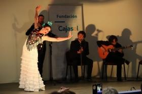 """XXXIII ciclo 'Conocer el Flamenco' de la Fundación Cajasol en Córdoba: Compañía de Anamarga • <a style=""""font-size:0.8em;"""" href=""""http://www.flickr.com/photos/129072575@N05/40867792614/"""" target=""""_blank"""">View on Flickr</a>"""
