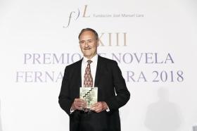"Entrega del XXIII Premio de Novela Fernando Lara (2) • <a style=""font-size:0.8em;"" href=""http://www.flickr.com/photos/129072575@N05/27041078307/"" target=""_blank"">View on Flickr</a>"