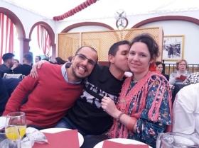 "Feria de Sevilla 2018: Almuerzo con entidades sociales (7) • <a style=""font-size:0.8em;"" href=""http://www.flickr.com/photos/129072575@N05/41424238712/"" target=""_blank"">View on Flickr</a>"