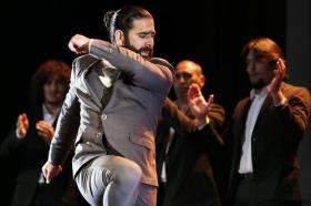 """Jueves Flamencos de la Fundación Cajasol en Sevilla: Antonio Molina 'El Choro' (46) • <a style=""""font-size:0.8em;"""" href=""""http://www.flickr.com/photos/129072575@N05/39620188290/"""" target=""""_blank"""">View on Flickr</a>"""