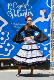 "'Cajasol de Volantes': Desfile moda flamenca 2018 en Huelva (12) • <a style=""font-size:0.8em;"" href=""http://www.flickr.com/photos/129072575@N05/41866461472/"" target=""_blank"">View on Flickr</a>"