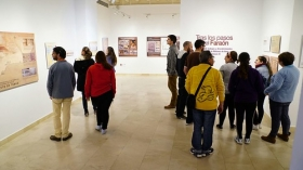 "Exposición 'Tras los pasos del Faraón' en Cádiz (2) • <a style=""font-size:0.8em;"" href=""http://www.flickr.com/photos/129072575@N05/41453885822/"" target=""_blank"">View on Flickr</a>"