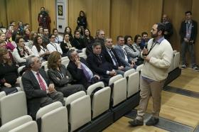 """Jornadas '100 años de vivienda pública en Sevilla' desde la Fundación Cajasol (10) • <a style=""""font-size:0.8em;"""" href=""""http://www.flickr.com/photos/129072575@N05/27513393278/"""" target=""""_blank"""">View on Flickr</a>"""