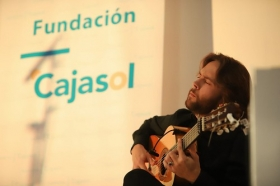 """XXXIII ciclo 'Conocer el Flamenco' de la Fundación Cajasol en Córdoba: Compañía de Anamarga (5) • <a style=""""font-size:0.8em;"""" href=""""http://www.flickr.com/photos/129072575@N05/27709287138/"""" target=""""_blank"""">View on Flickr</a>"""