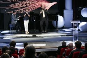 """Gala de entrega de los premios 'El Público' de Canal Sur 2018 desde la Fundación Cajasol (10) • <a style=""""font-size:0.8em;"""" href=""""http://www.flickr.com/photos/129072575@N05/27976305348/"""" target=""""_blank"""">View on Flickr</a>"""