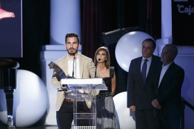"""Gala de entrega de los premios 'El Público' de Canal Sur 2018 desde la Fundación Cajasol (16) • <a style=""""font-size:0.8em;"""" href=""""http://www.flickr.com/photos/129072575@N05/27976306808/"""" target=""""_blank"""">View on Flickr</a>"""