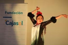 """XXXIII ciclo 'Conocer el Flamenco' de la Fundación Cajasol en Córdoba: Compañía de Anamarga (6) • <a style=""""font-size:0.8em;"""" href=""""http://www.flickr.com/photos/129072575@N05/41578862621/"""" target=""""_blank"""">View on Flickr</a>"""