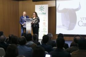 """Entrega de los VI Premios Carrusel Taurino en la Fundación Cajasol (8) • <a style=""""font-size:0.8em;"""" href=""""http://www.flickr.com/photos/129072575@N05/41444635771/"""" target=""""_blank"""">View on Flickr</a>"""