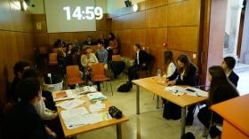 "IX Torneo de Debate Jóvenes Promesas 'Con Acento' 2018 en Cádiz (5) • <a style=""font-size:0.8em;"" href=""http://www.flickr.com/photos/129072575@N05/40602721985/"" target=""_blank"">View on Flickr</a>"