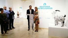"""Exposición 'Despensa de recuerdos. Olores, sabores y sensaciones de la Sierra' en Cádiz (3) • <a style=""""font-size:0.8em;"""" href=""""http://www.flickr.com/photos/129072575@N05/42292238432/"""" target=""""_blank"""">View on Flickr</a>"""
