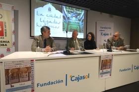 """Presentación del curso 'La Córdoba Islámica' en la Fundación Cajasol (2) • <a style=""""font-size:0.8em;"""" href=""""http://www.flickr.com/photos/129072575@N05/40693687834/"""" target=""""_blank"""">View on Flickr</a>"""