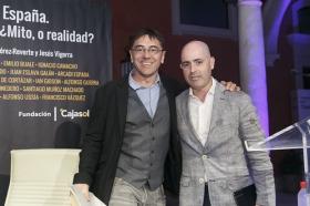 "Letras en Sevilla: 'España, ¿Mito, o realidad?'. 21 de mayo. Sesión de tarde (21) • <a style=""font-size:0.8em;"" href=""http://www.flickr.com/photos/129072575@N05/28401304168/"" target=""_blank"">View on Flickr</a>"