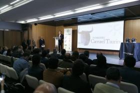 """Entrega de los VI Premios Carrusel Taurino en la Fundación Cajasol (11) • <a style=""""font-size:0.8em;"""" href=""""http://www.flickr.com/photos/129072575@N05/40550513775/"""" target=""""_blank"""">View on Flickr</a>"""