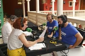 """Programa especial de 'Sevilla en la Onda' desde la Fundación Cajasol (3) • <a style=""""font-size:0.8em;"""" href=""""http://www.flickr.com/photos/129072575@N05/42743188382/"""" target=""""_blank"""">View on Flickr</a>"""