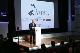 "Presentación del V Tío Pepe Festival en la Fundación Cajasol (9) • <a style=""font-size:0.8em;"" href=""http://www.flickr.com/photos/129072575@N05/40550668895/"" target=""_blank"">View on Flickr</a>"